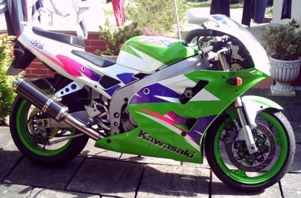 Kawasaki ZX4 riders [Archive] - Singapore Bikes Forums